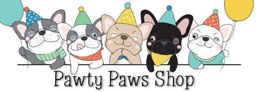 Pawty Paws Shop